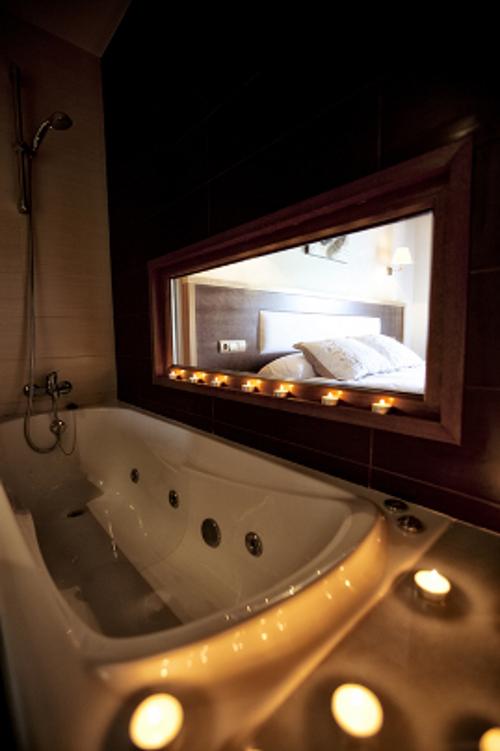 Junior Suite desde el baño